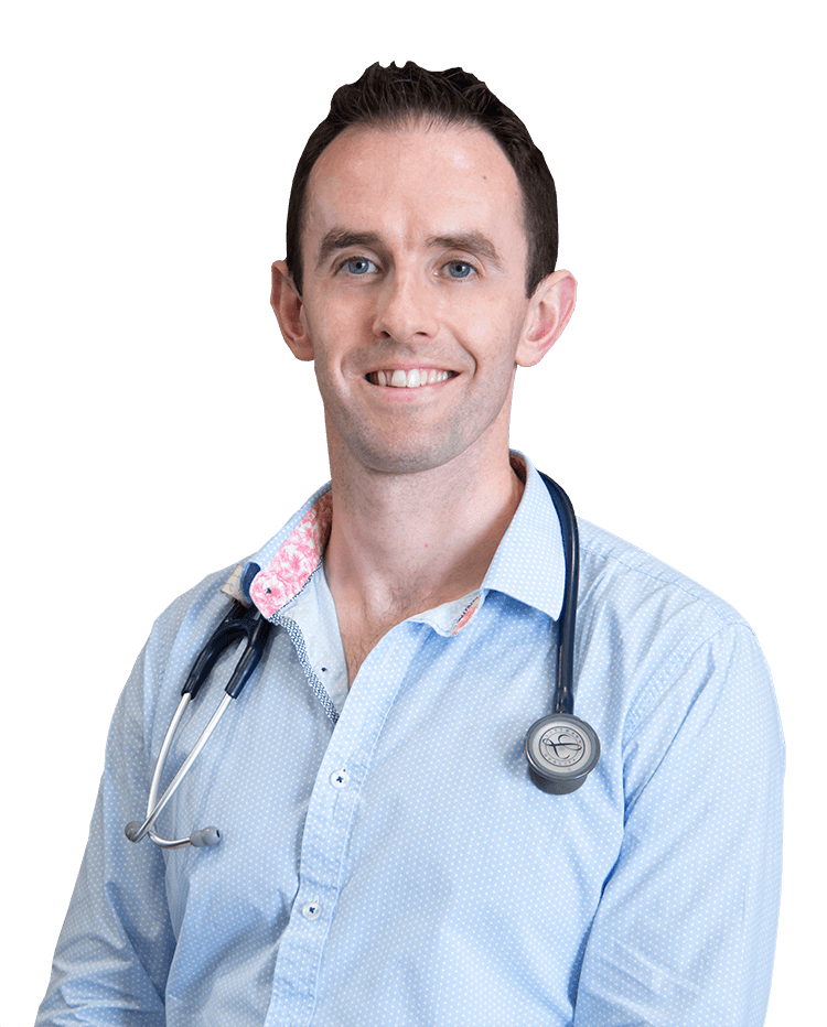 Dr Eoin McDonnell
